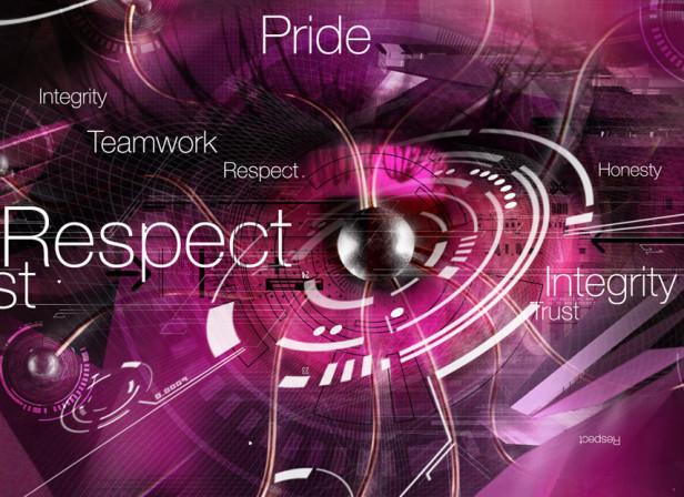 Trust, Respect & Pride