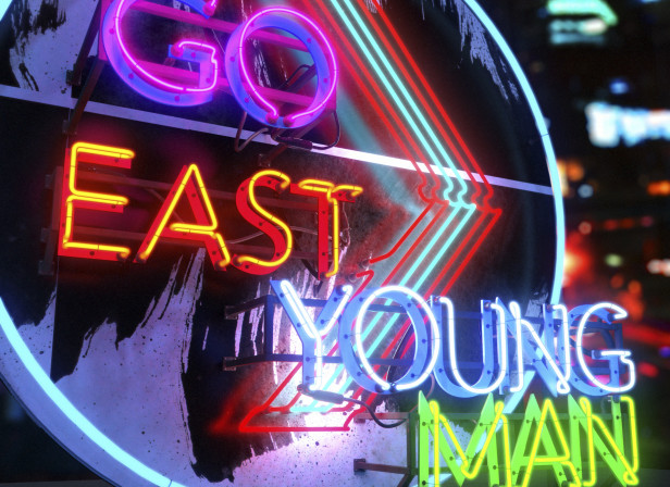 Go Eat Young Man / Condé Nast / Canaletto Magazine