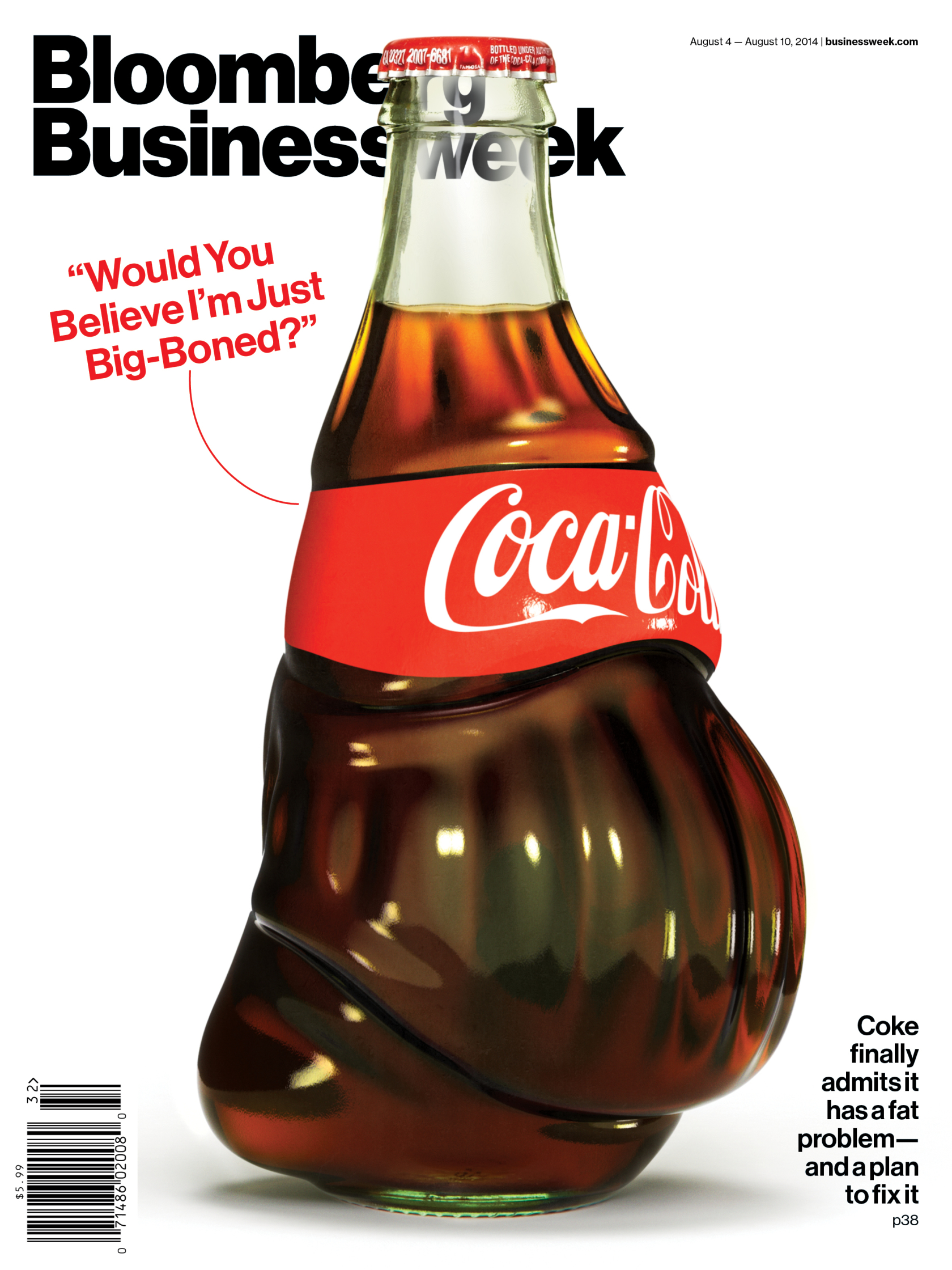 Fat Coke / Bloomberg Businessweek