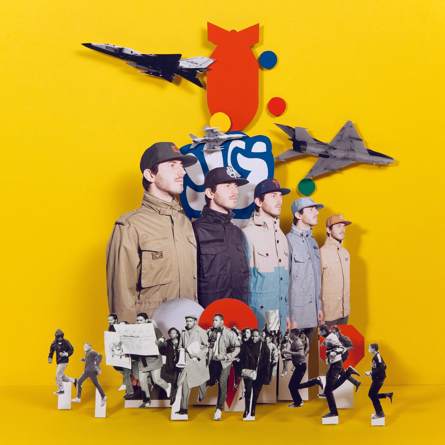 FHM February Coats & Hats
