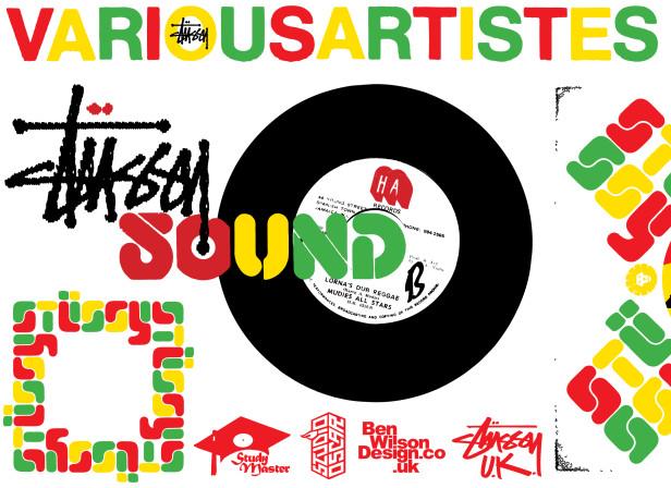 Stussy Stickers