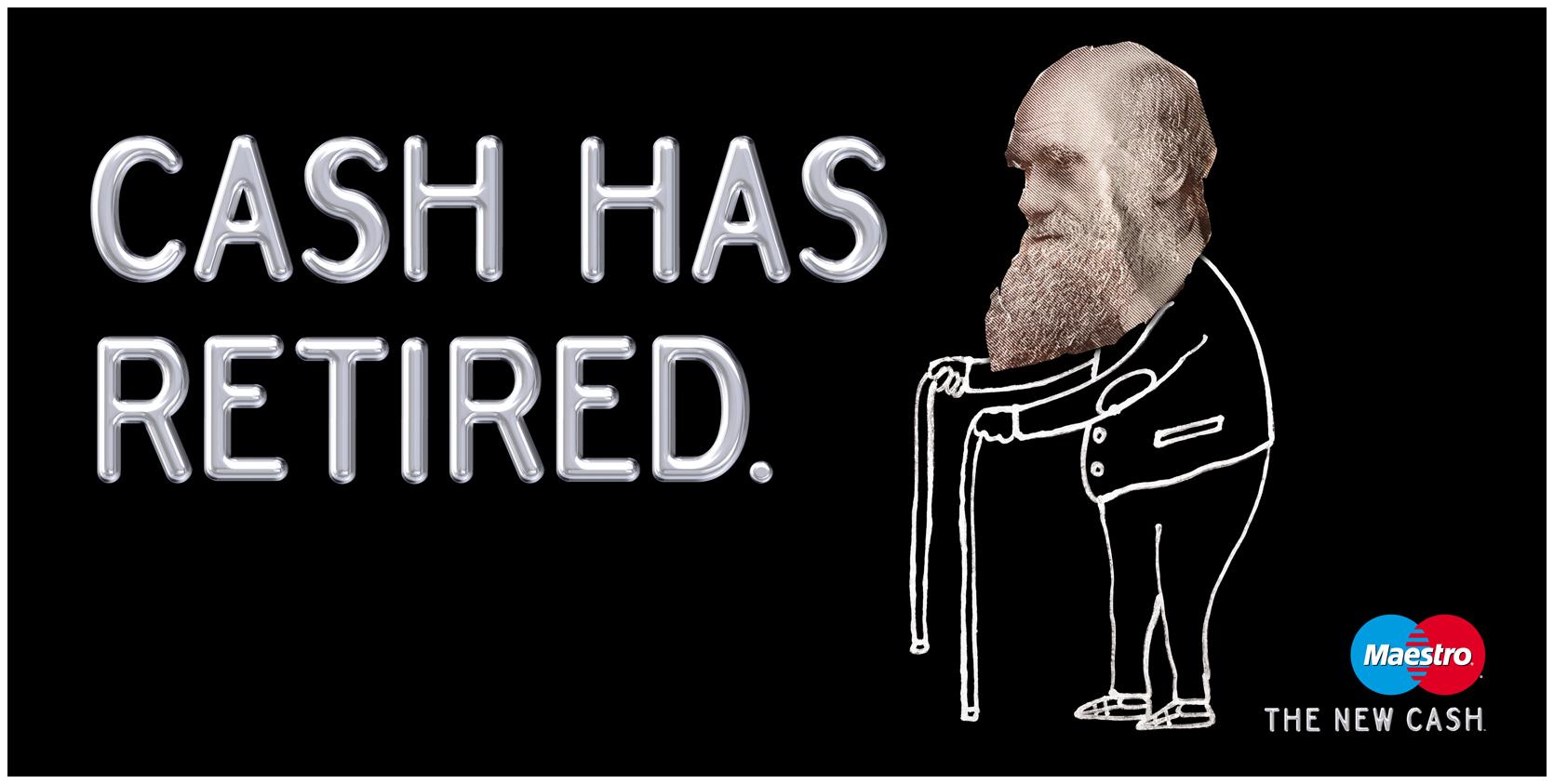 maestro cash has retired 3
