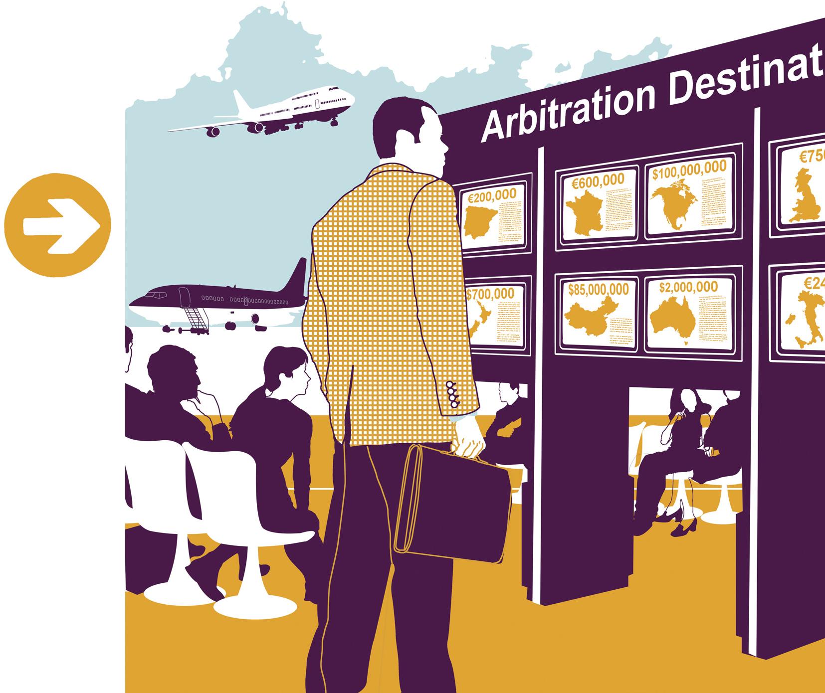 Airport Arbitration