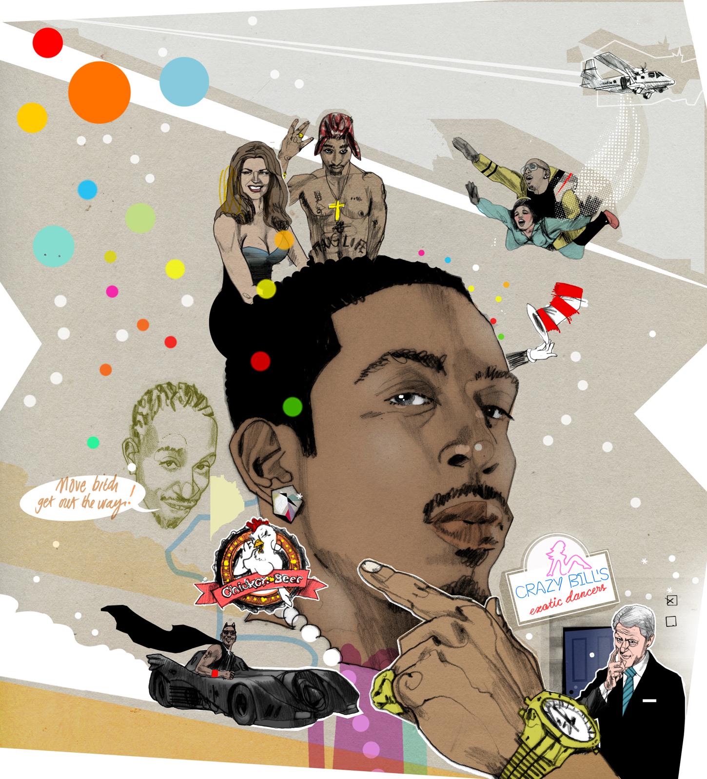 Ludacris / MAXIM