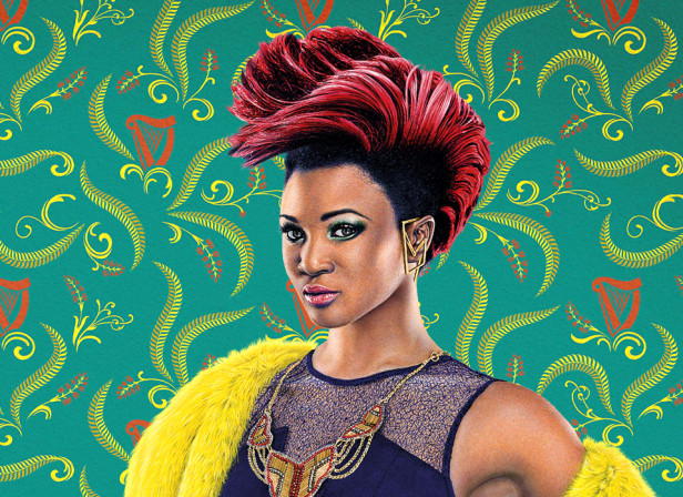 Guinness Africa Eva Alordiah
