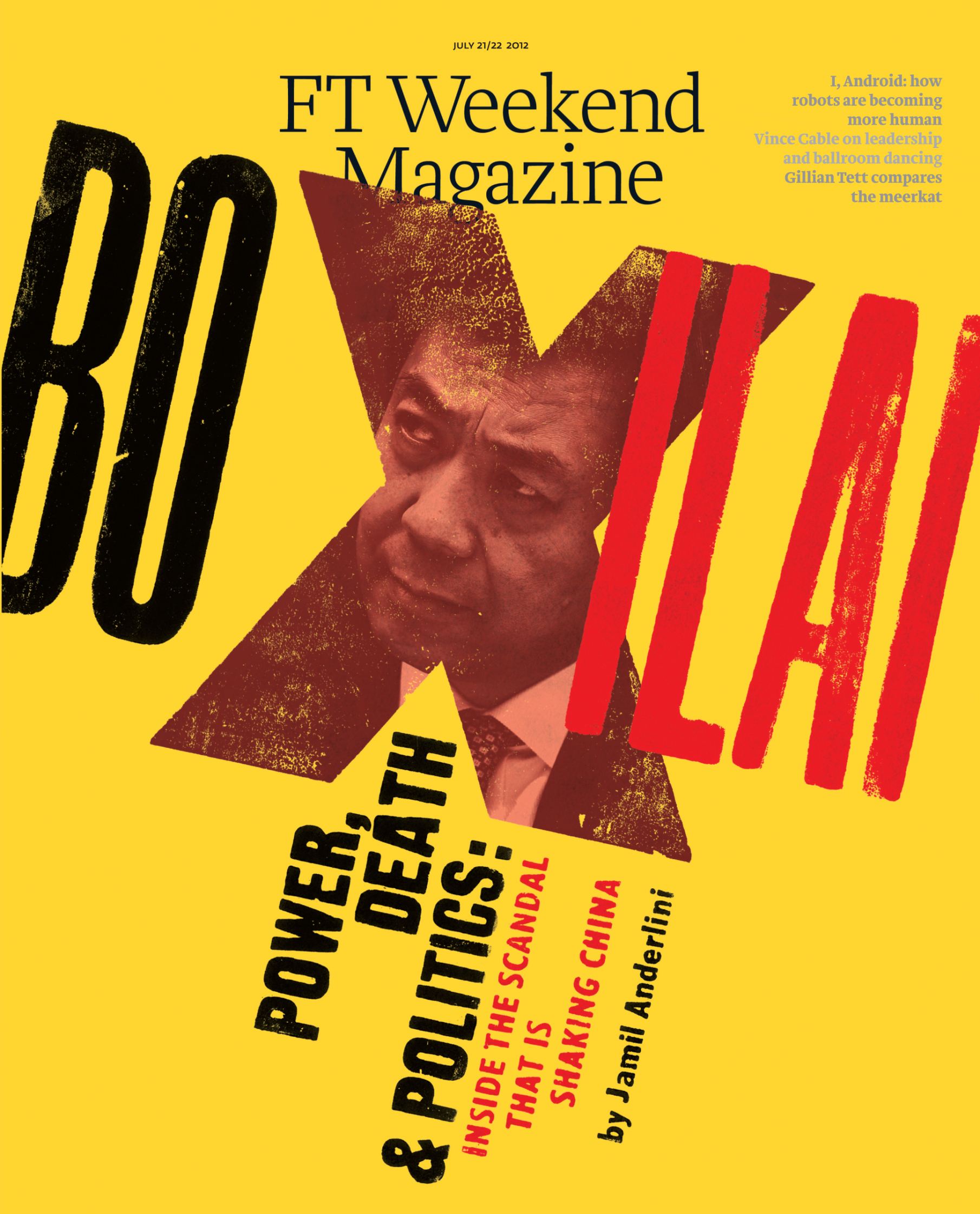 FT - Bo Xilai Cover