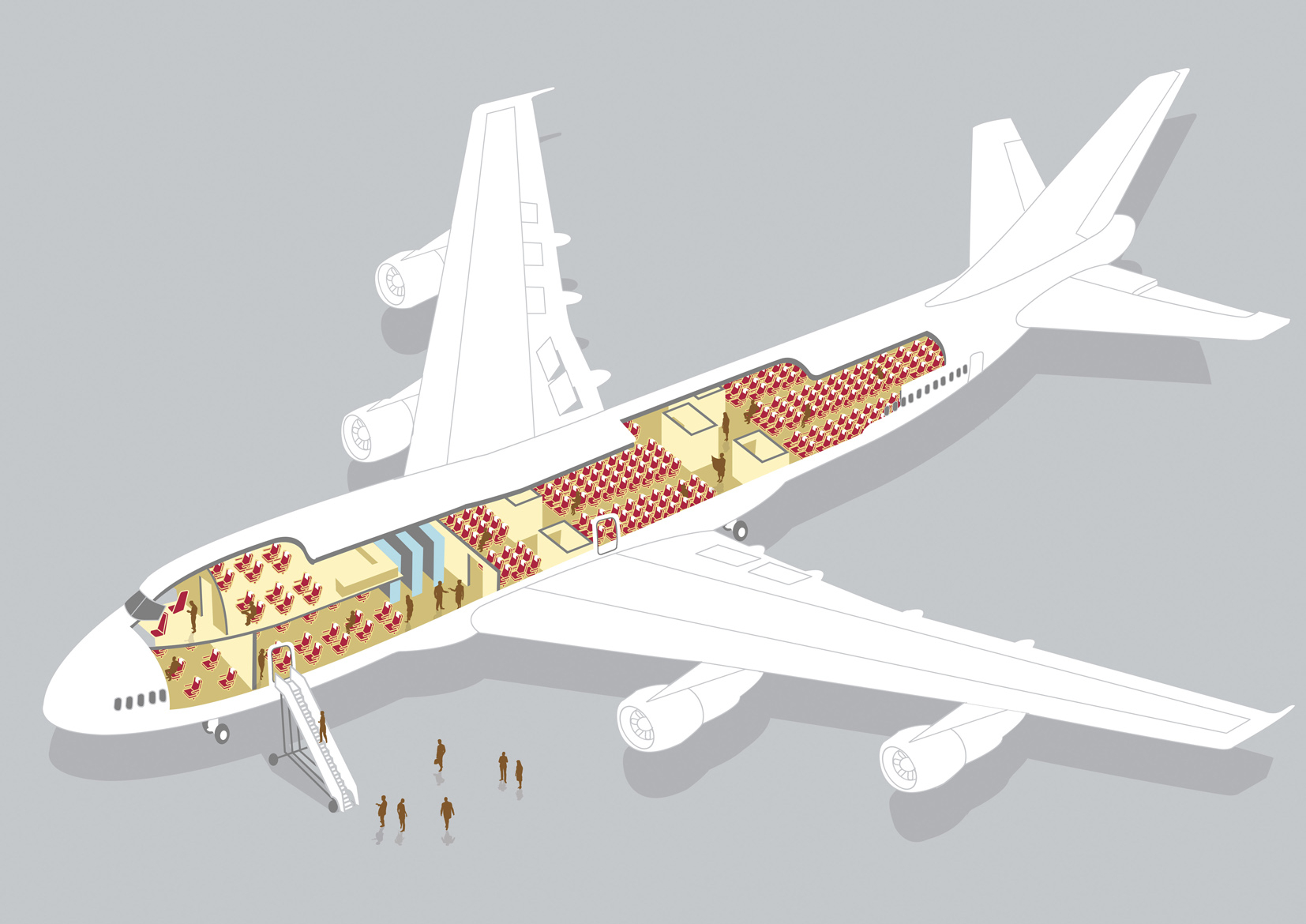 Aeroplane Diagram
