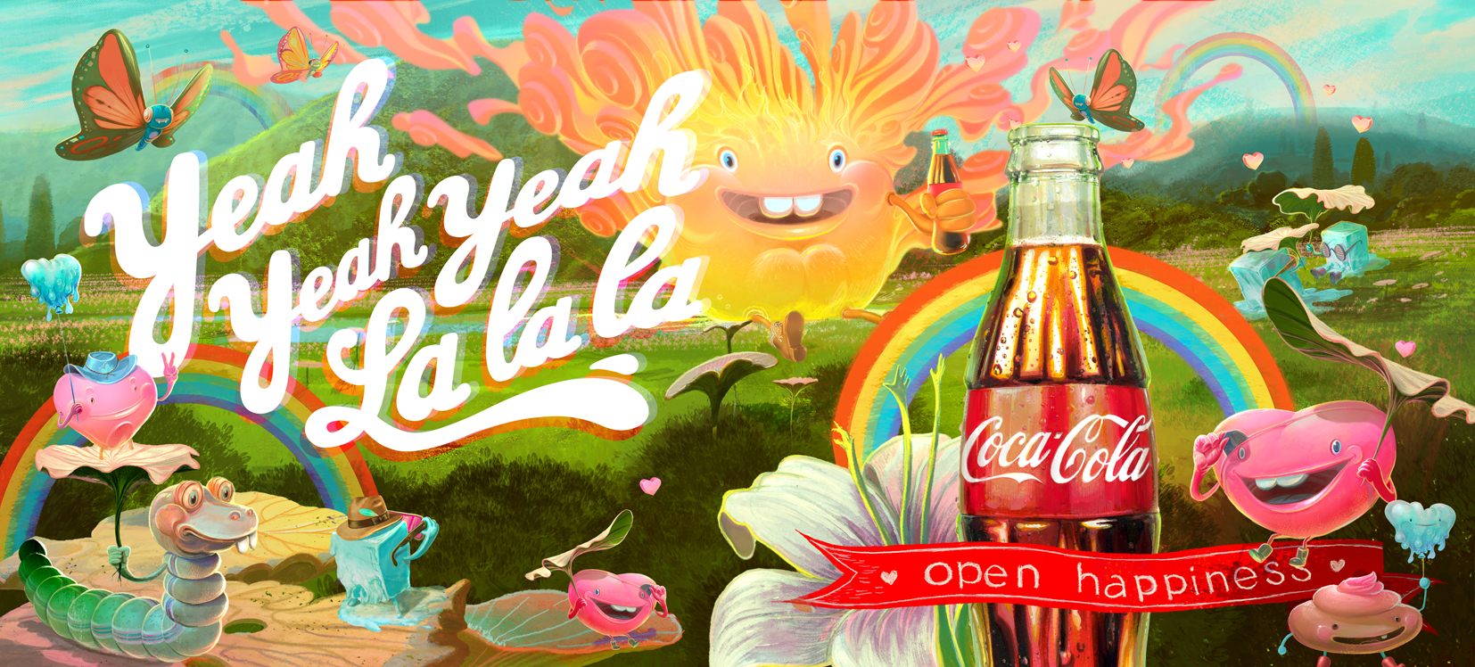 Coke Yeah Yeah Yeah La La La - Melt Alternative