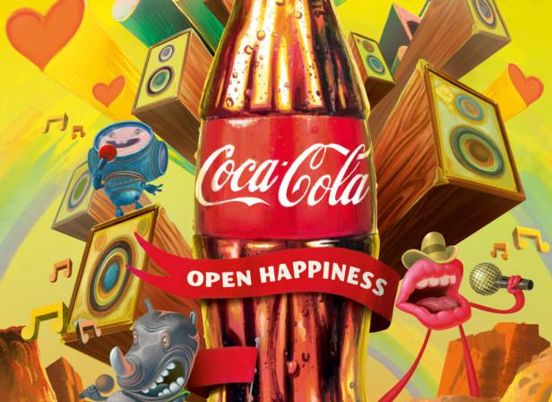 Coke Yeah Yeah Yeah La La La Rock 6