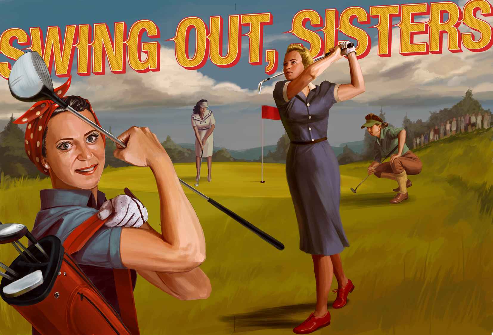 Swing Out, Sisters