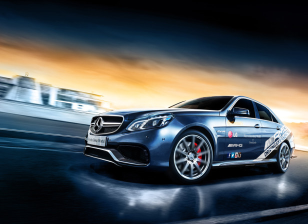 E63 AMG / Mercedes