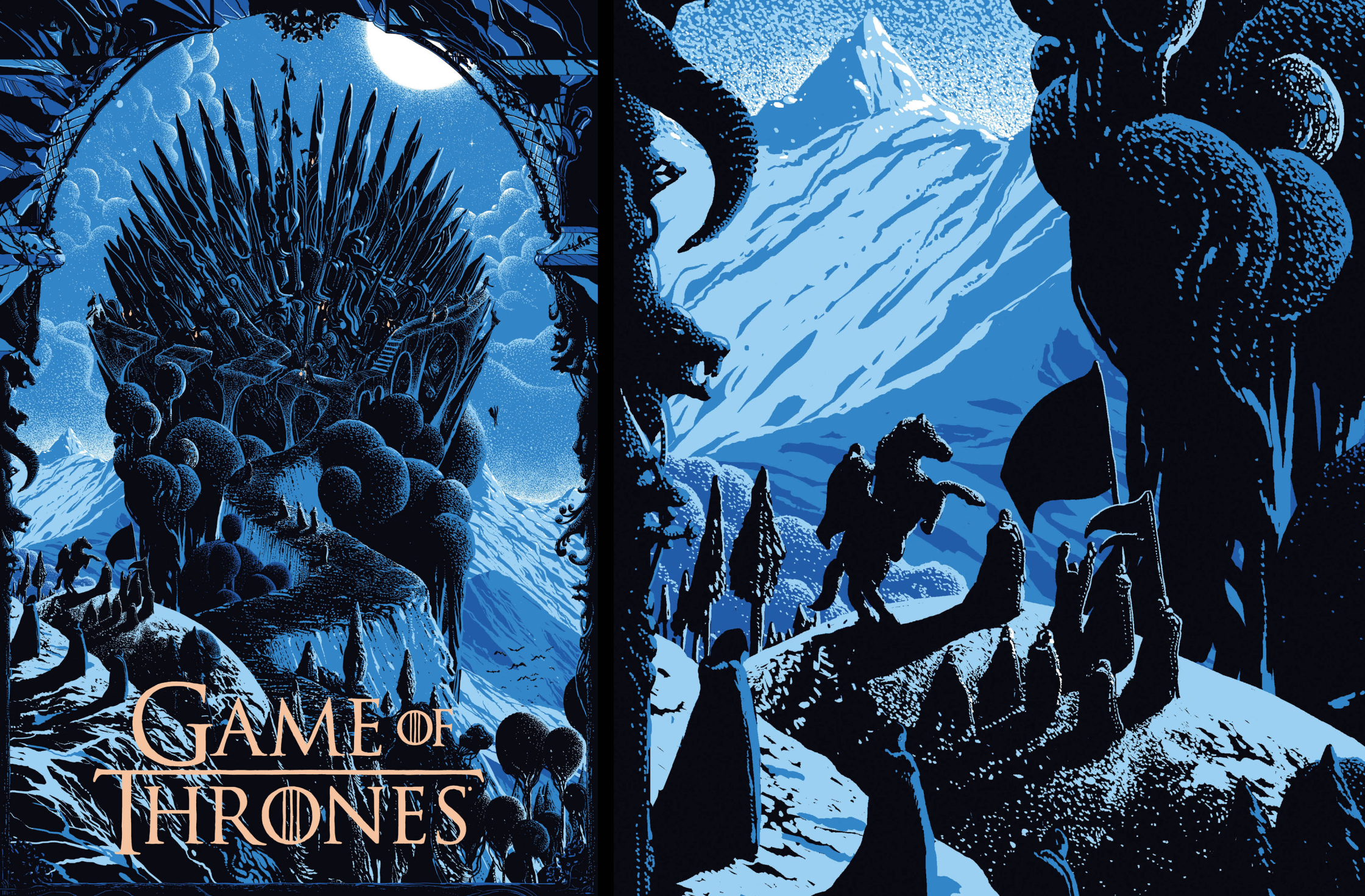 Mondo Game Of Thrones SXSW