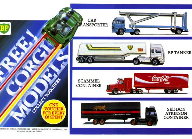 Corgi Models 3