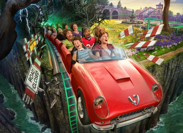 Verbolten Busch Gardens