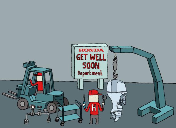 Honda Repair Station