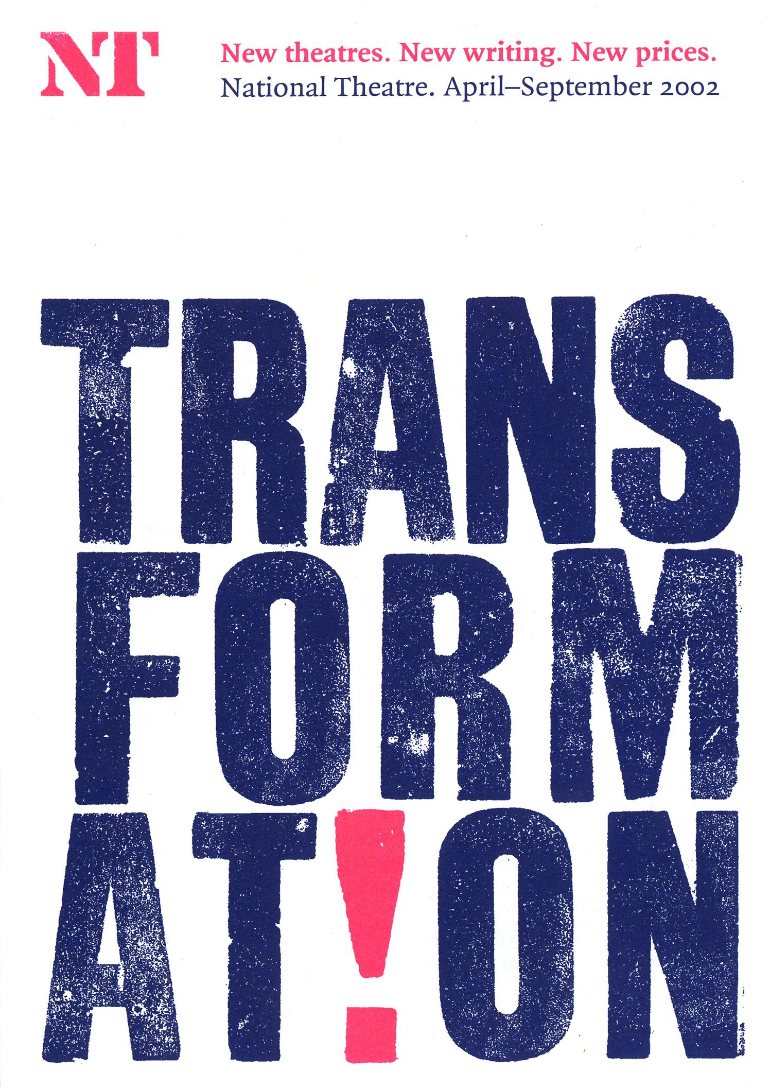 NT Transformat!on