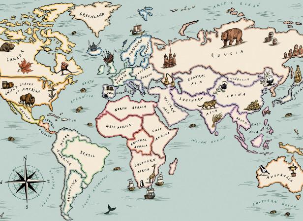 Unfiltered Whisky Magazine Risk Map