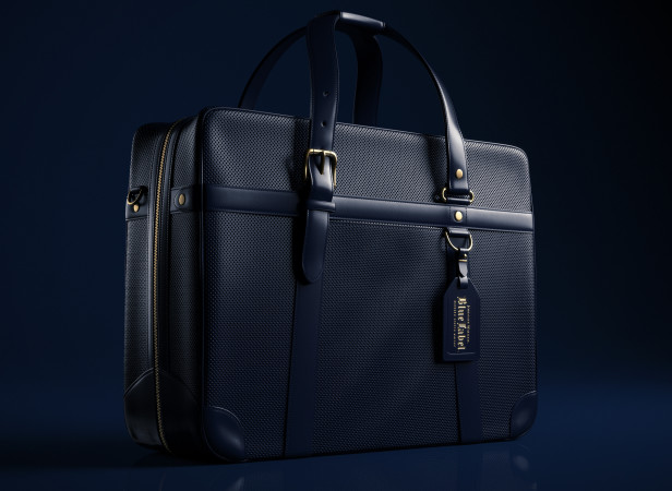Diageo Johnnie Walker Blue Label Vip Bag Visuals 3