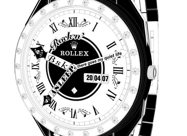 RocknRollex Rolex Music