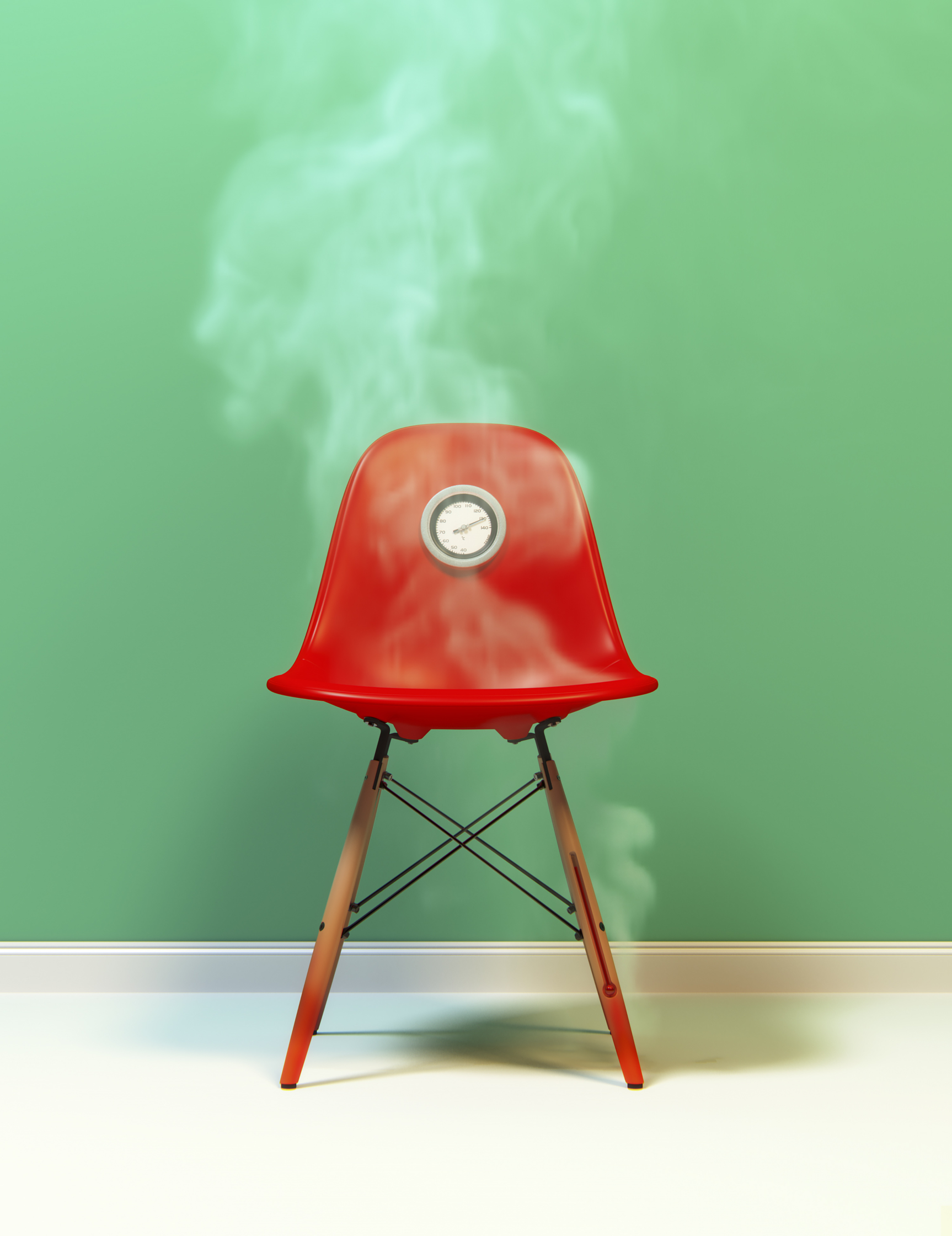 Hot Seat Chair Men's Health Magazine
