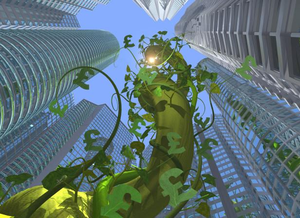 Financial Stock Market Growth