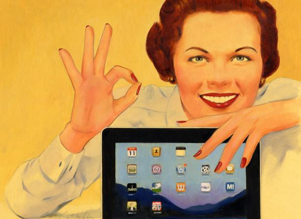 MSN iPad