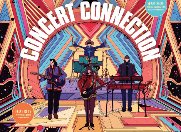 Concert Connection / Las Vegas Weekly