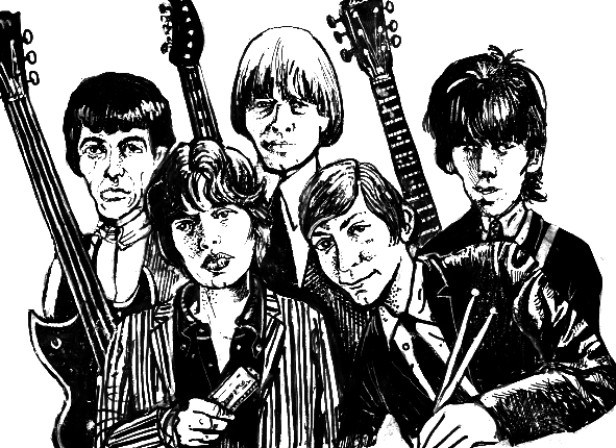 100 Years Of The Blues Rolling Stones