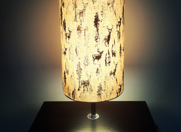Forest Lampshade