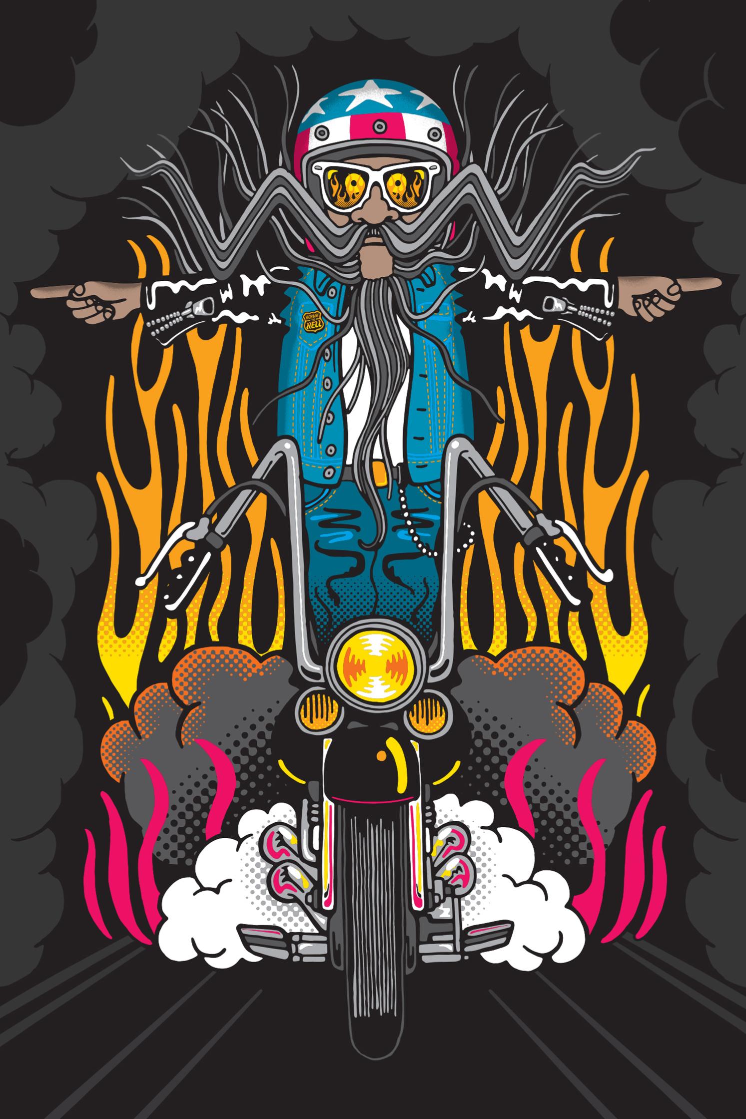 Biker God
