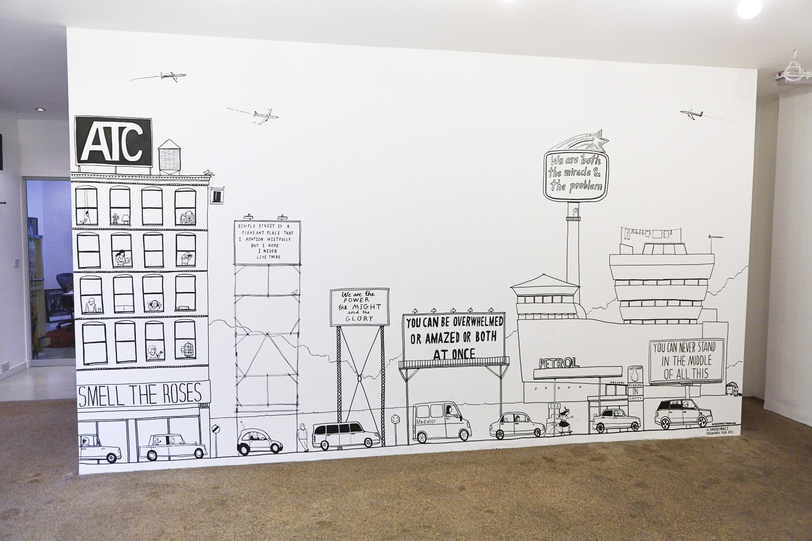 ATC Mural 2