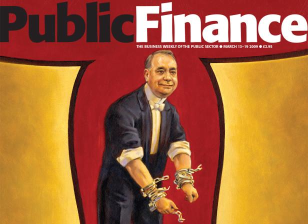 The Great Escapist / Public Finance Magazine