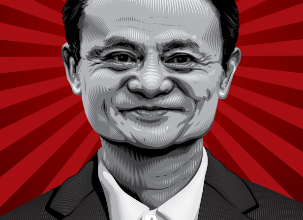 Jack Ma / TIME Person Of The Year