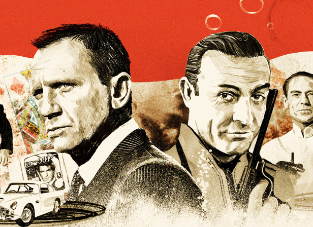 James Bond - Empire Magazine