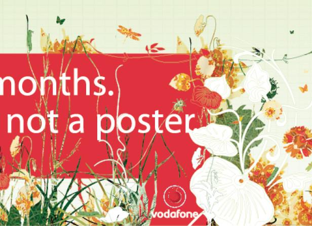 Flowers / Vodafone