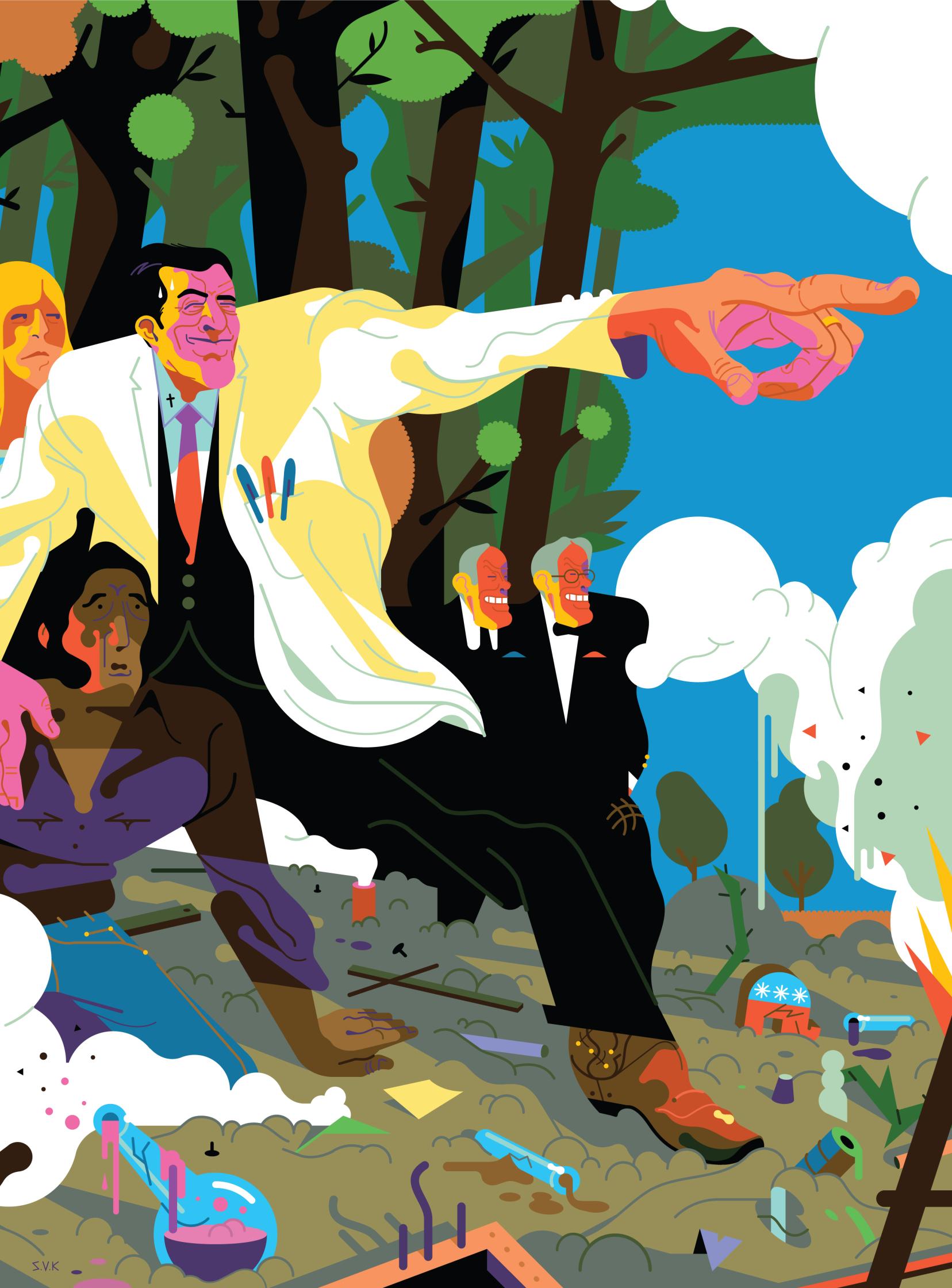 Sam Brownback's Republican Experiment / The New Republic