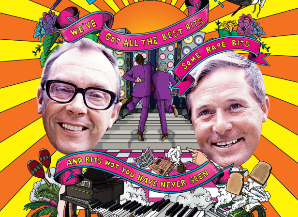 Bring Me Morecambe & Wise