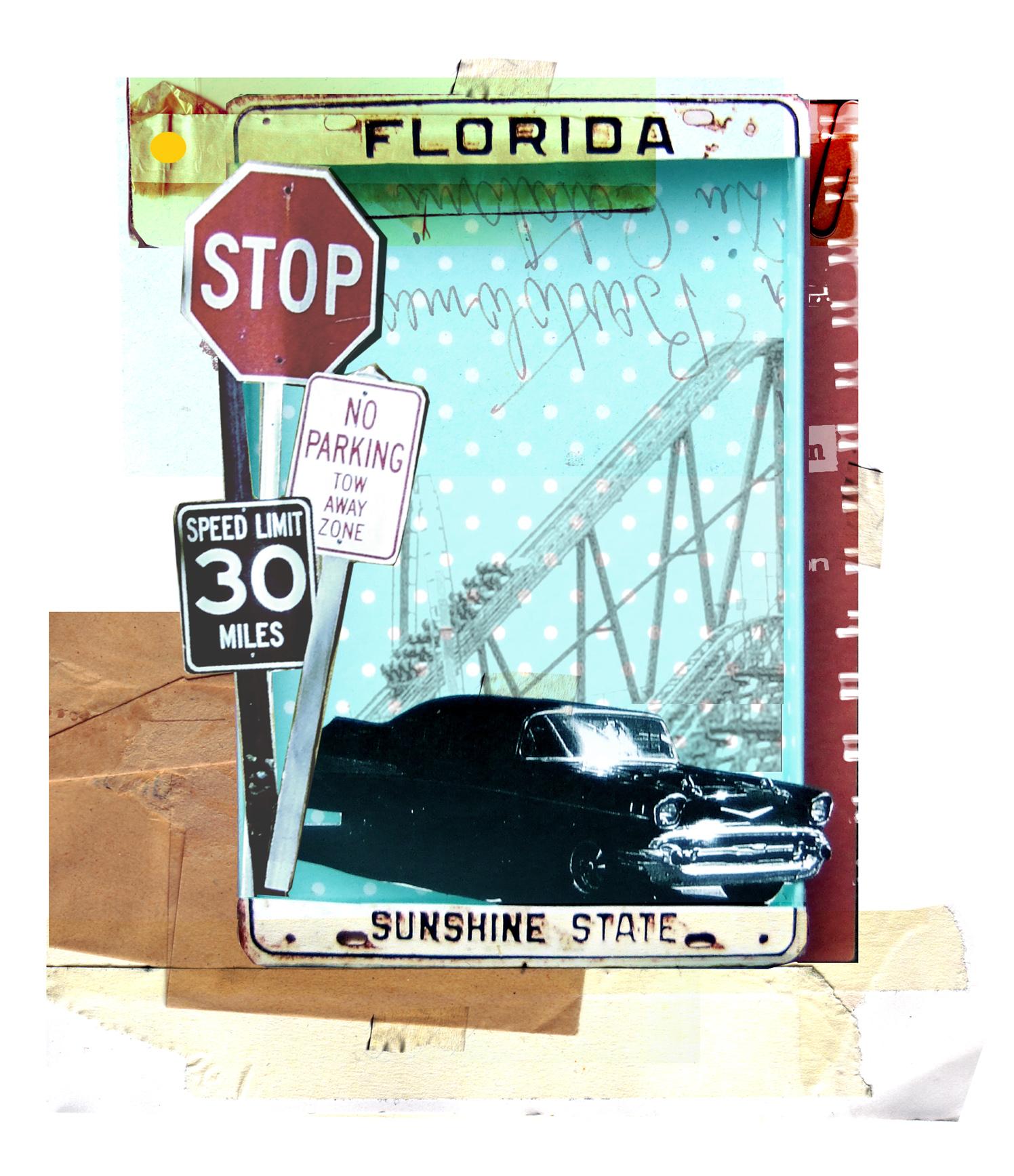 Miami Florida Travel Guide 1956 Chevy