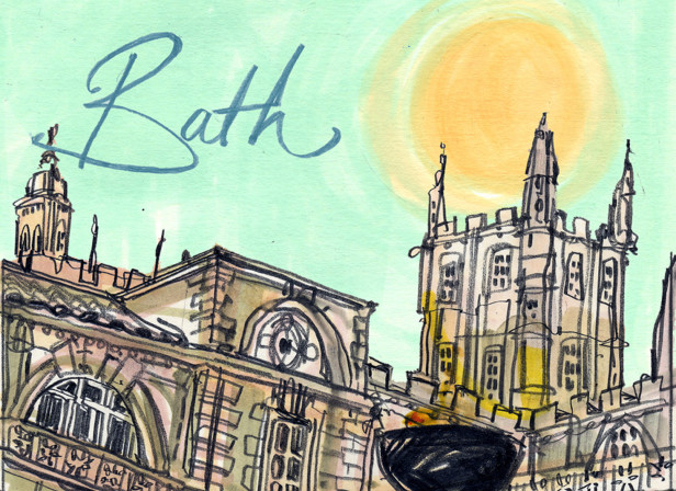 Bath Taste Festival / The Times Magazine