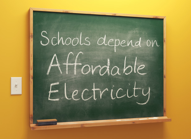 Tristate Schools Depend On Affordable Electricity
