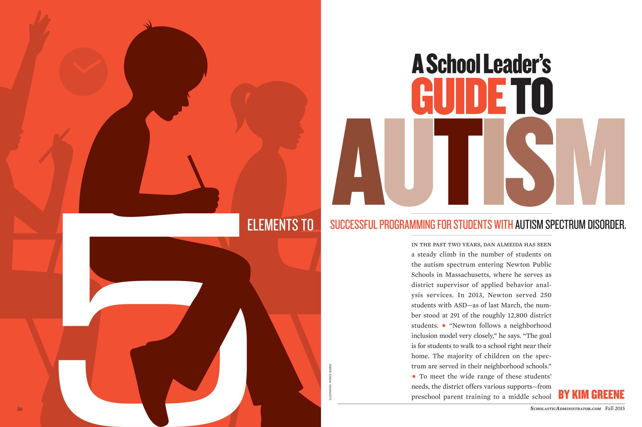 Autism Guide Scholastic