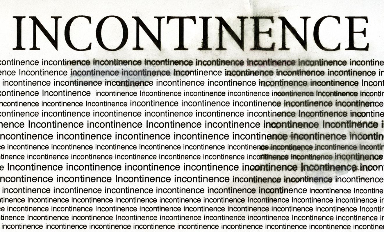 Incontinence Leak