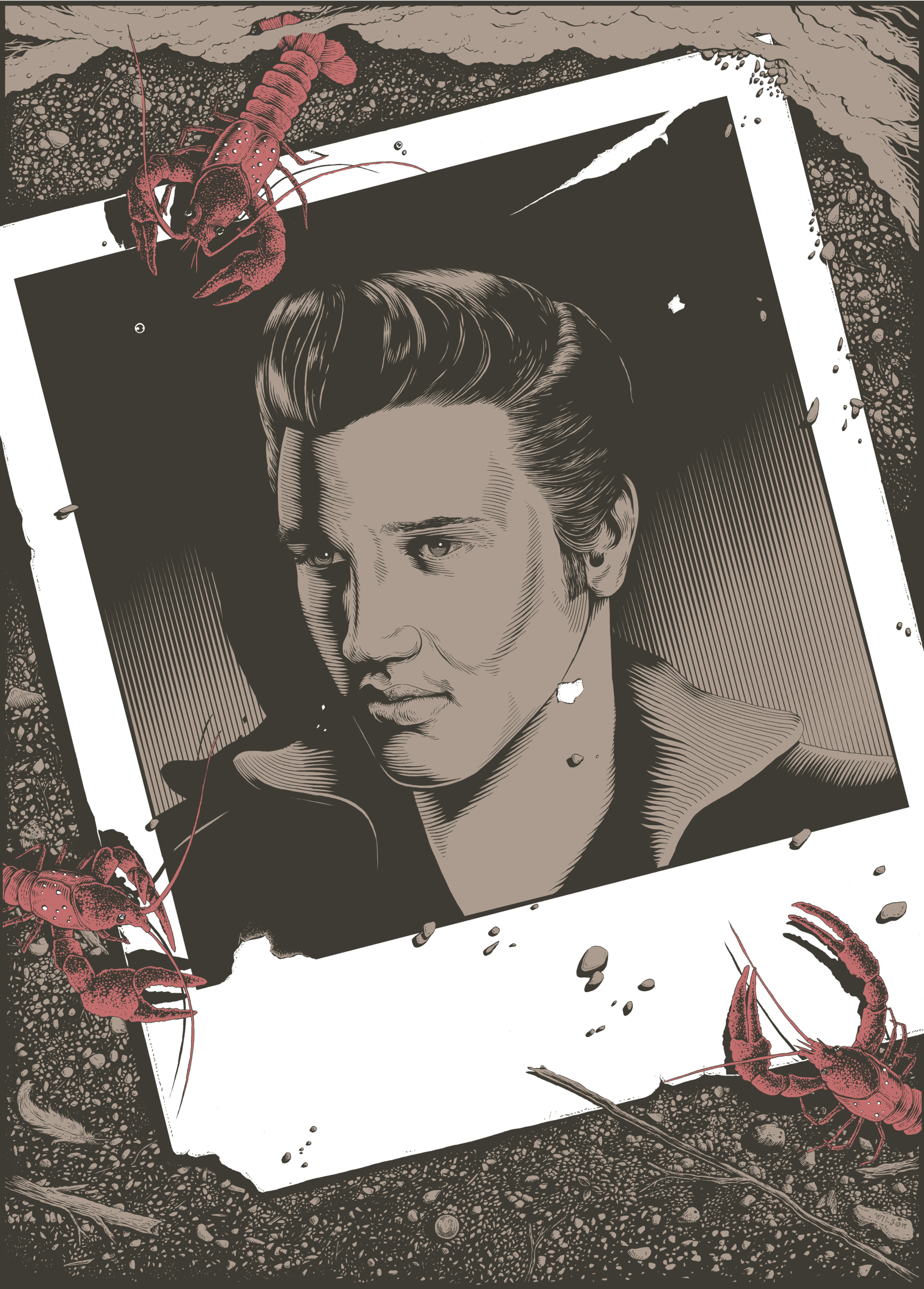 Elvis / Blisters 2014