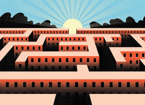 Maze / Financial Times