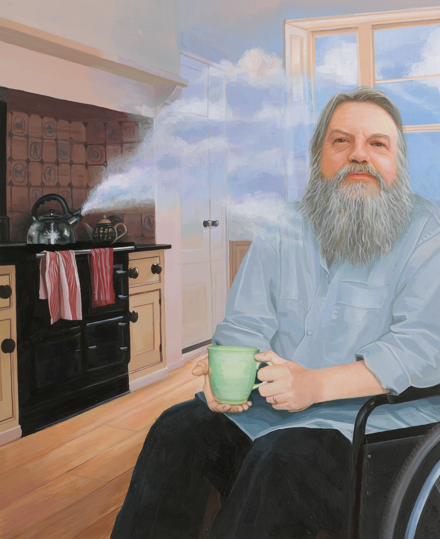 Robert Wyatt Soft Machine Mojo Magazine