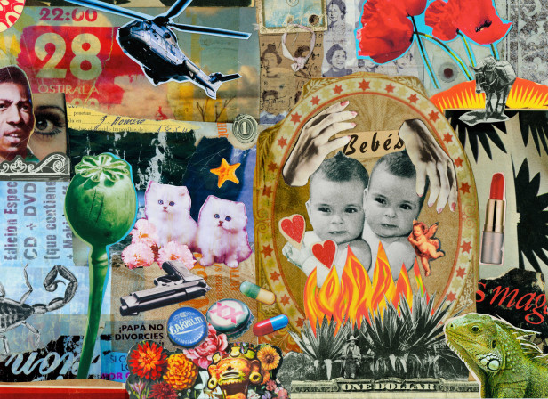 Mexican Prison Collage Art Therapy Random House