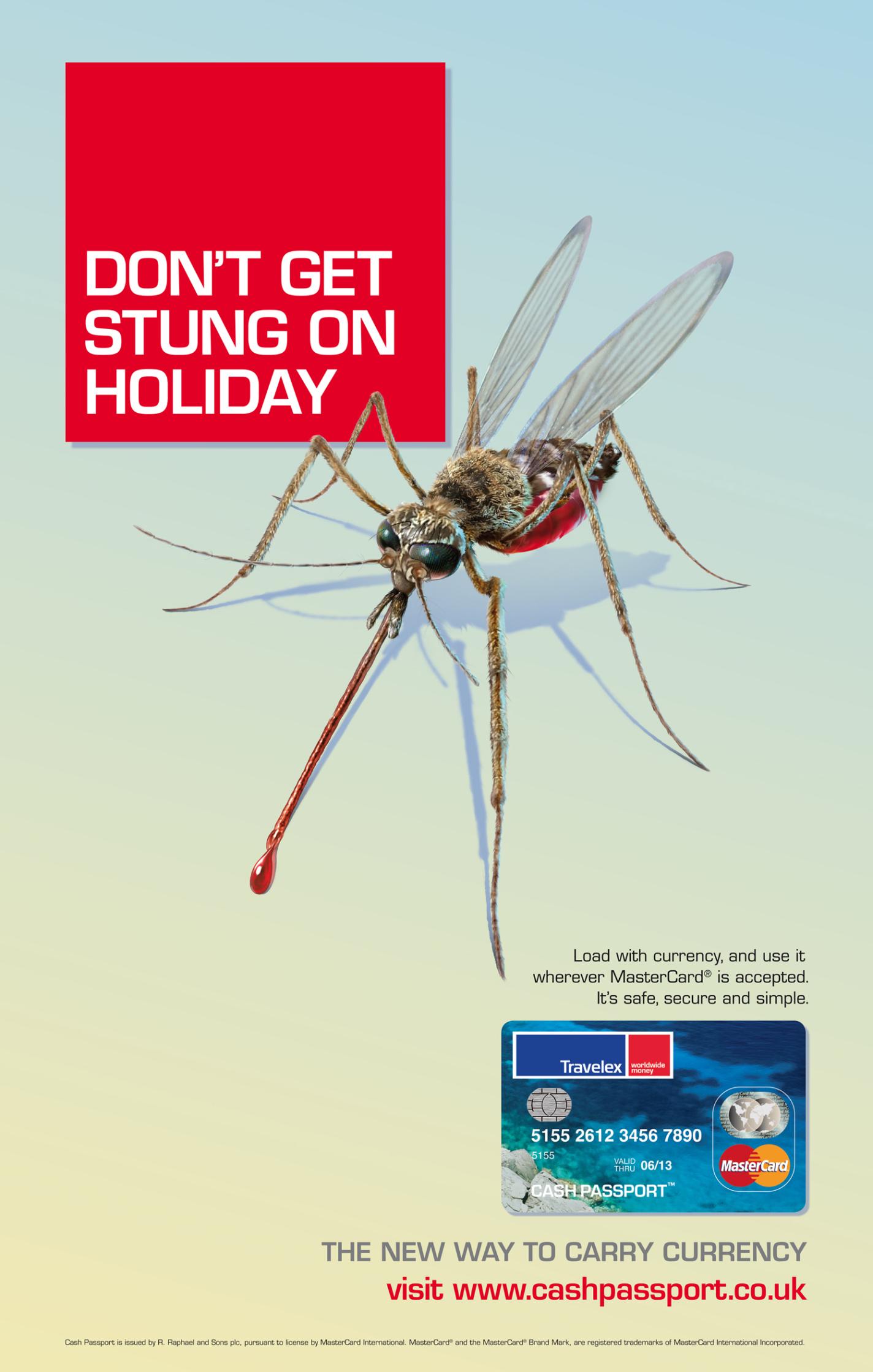 Travelex Mosquito