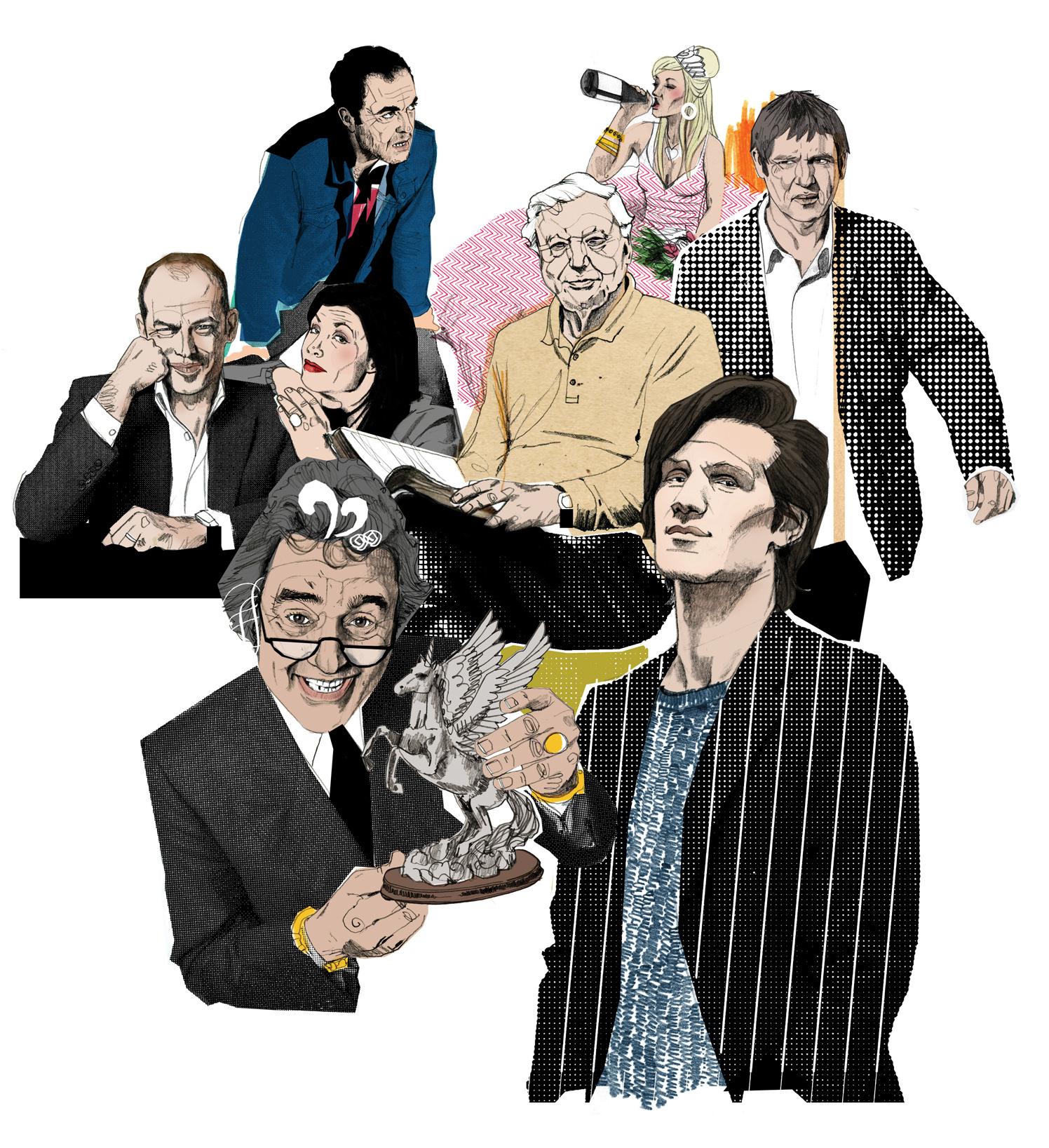 David and Friends / Televisual