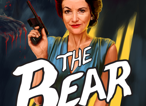Angela Clerkin The Bear