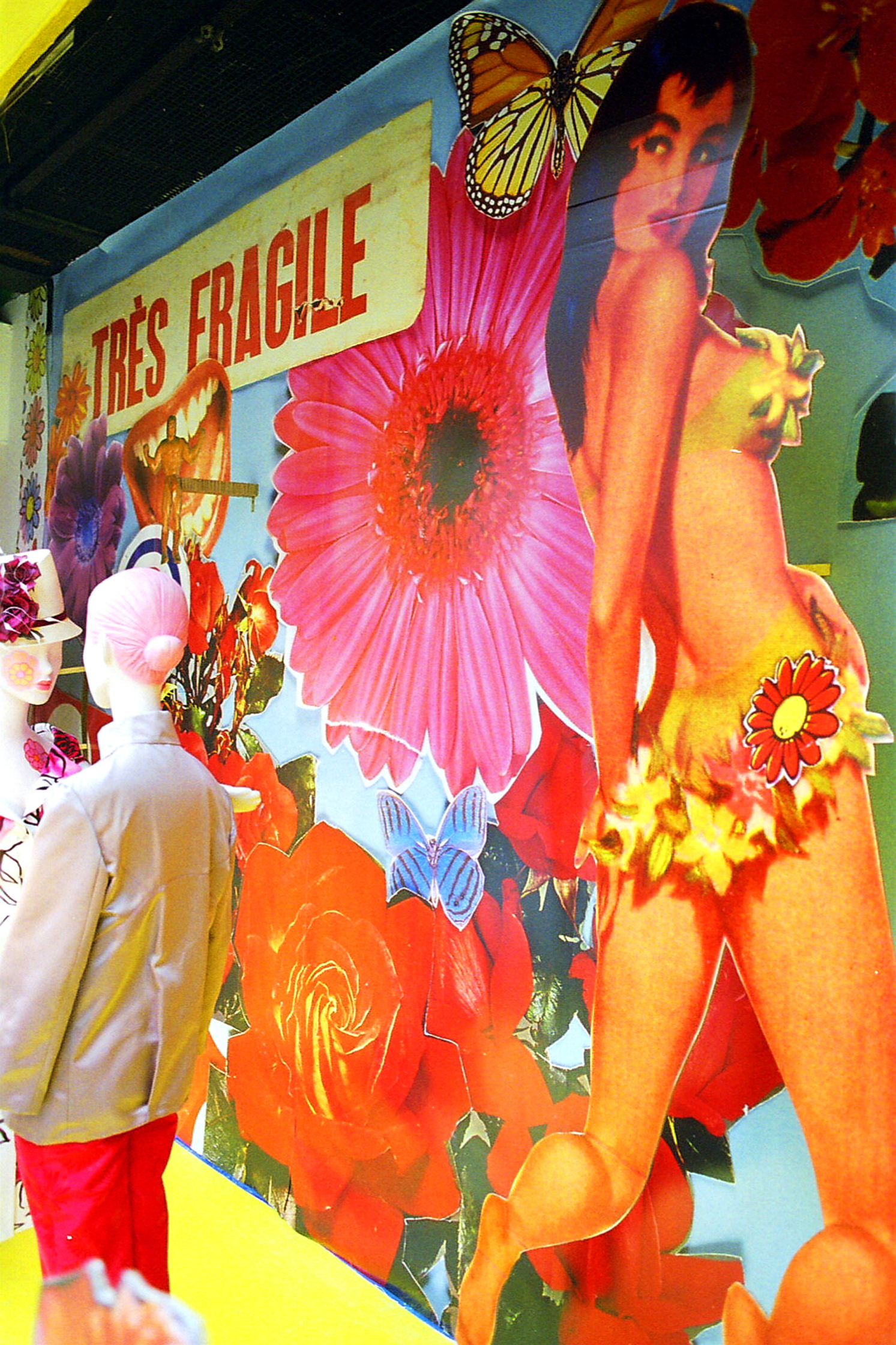Harvey Nichols Jubilee Window Display 2